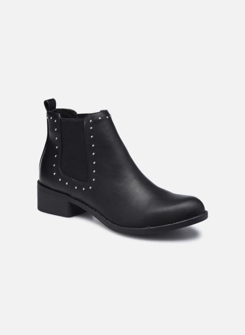 Bottines et boots Bianco 26-50588 Noir vue détail/paire