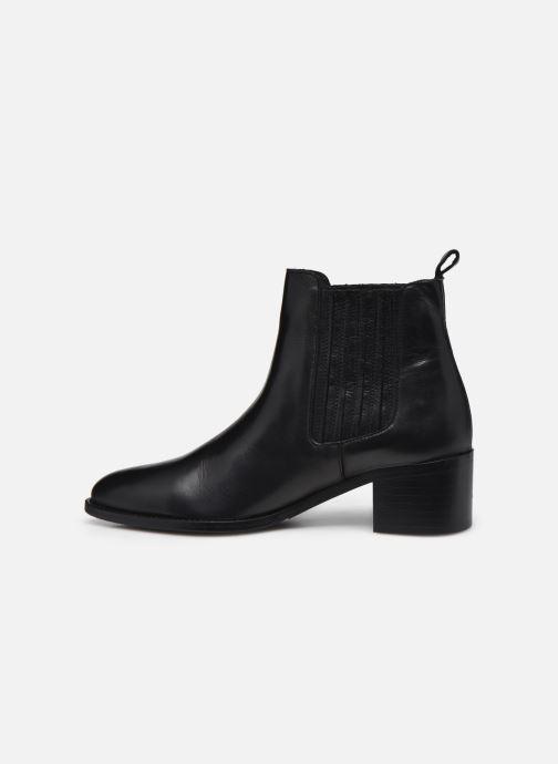 Bottines et boots Bianco 26-50641 Noir vue face