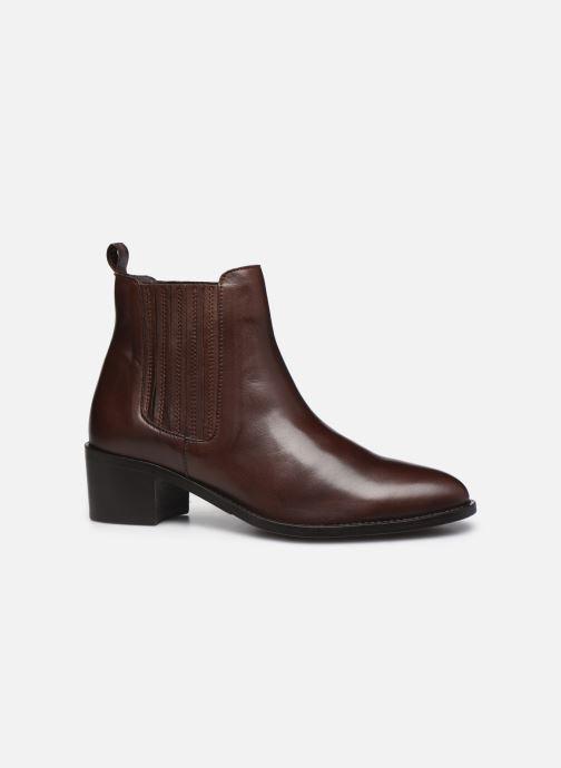 Bottines et boots Bianco 26-50641 Marron vue derrière
