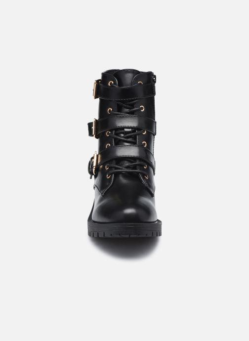 Bottines et boots Bianco 26-50252 Noir vue portées chaussures