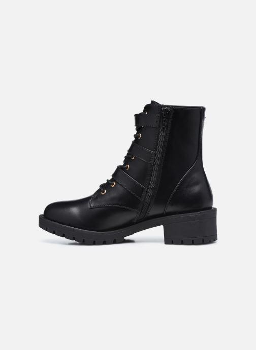 Bottines et boots Bianco 26-50252 Noir vue face