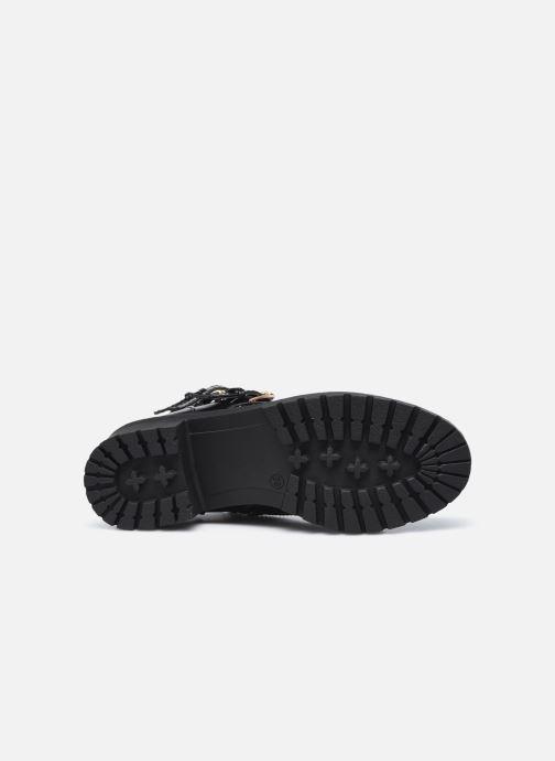 Bottines et boots Bianco 26-50252 Noir vue haut