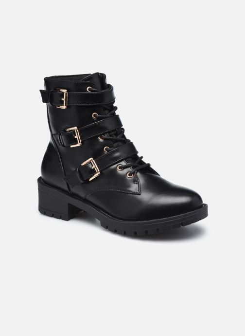 Bottines et boots Bianco 26-50252 Noir vue détail/paire
