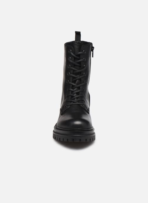 Bottines et boots Bianco 26-50627 Noir vue portées chaussures