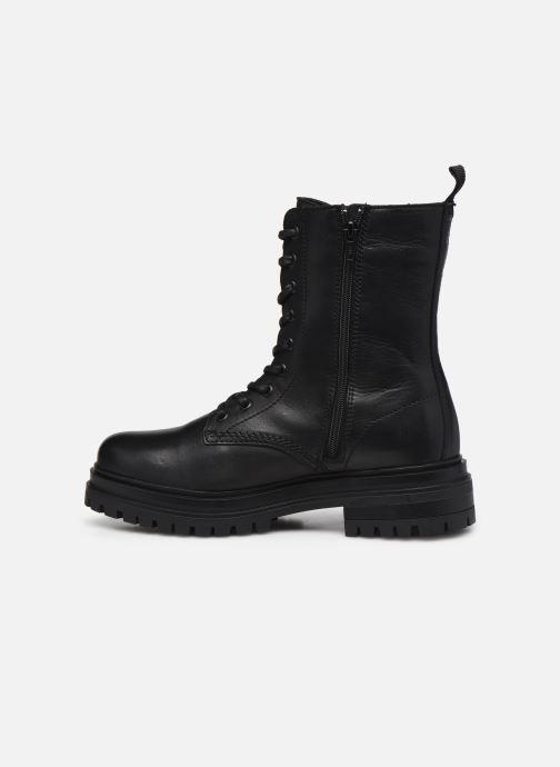 Bottines et boots Bianco 26-50627 Noir vue face