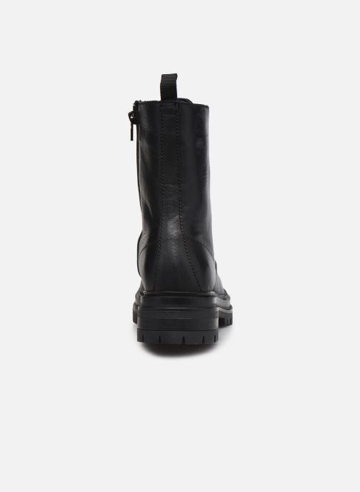 Bottines et boots Bianco 26-50627 Noir vue droite