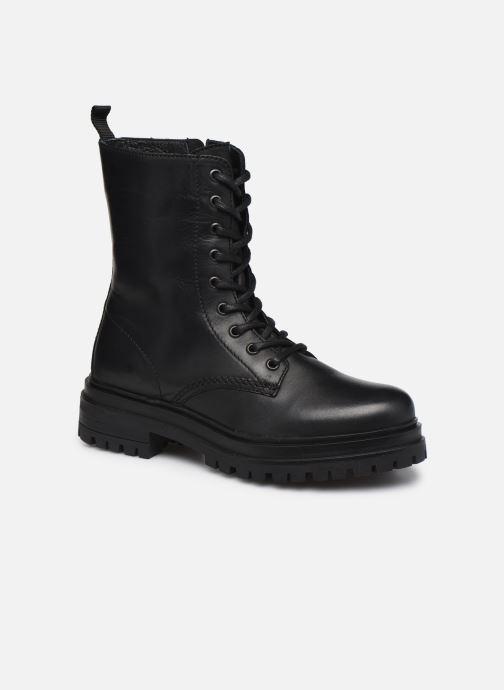 Stiefeletten & Boots Bianco 26-50627 schwarz detaillierte ansicht/modell