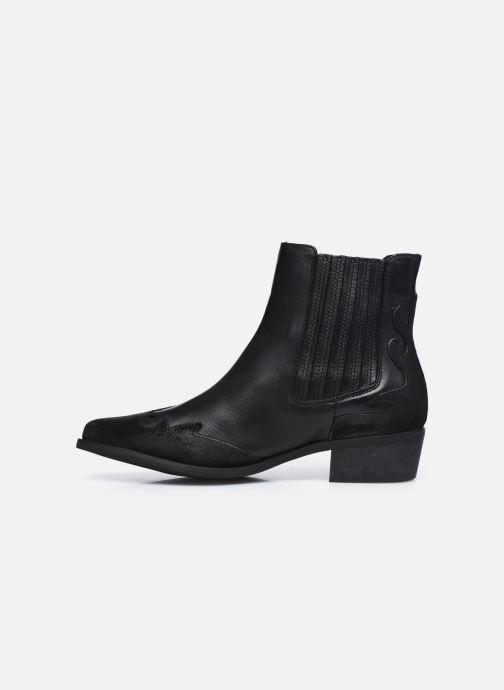 Bottines et boots Bianco 26-50630 Noir vue face