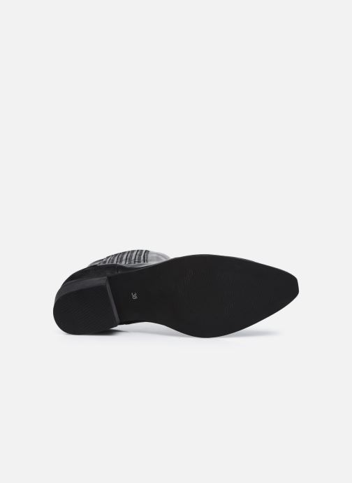 Bottines et boots Bianco 26-50630 Noir vue haut