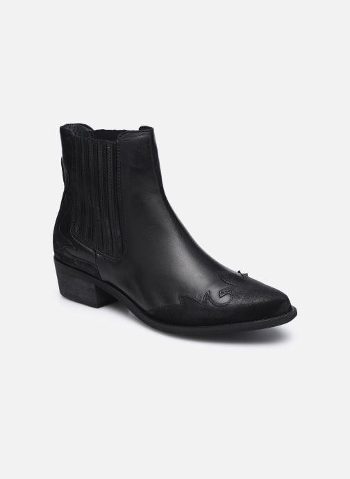 Bottines et boots Bianco 26-50630 Noir vue détail/paire