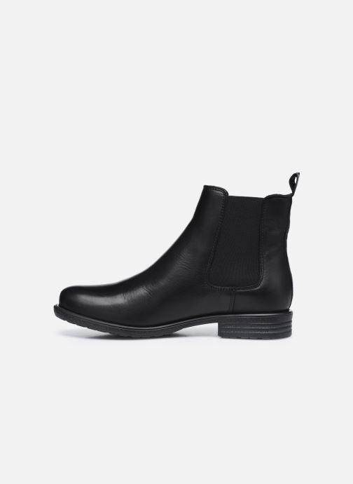 Bottines et boots Bianco 26-50645 Noir vue face