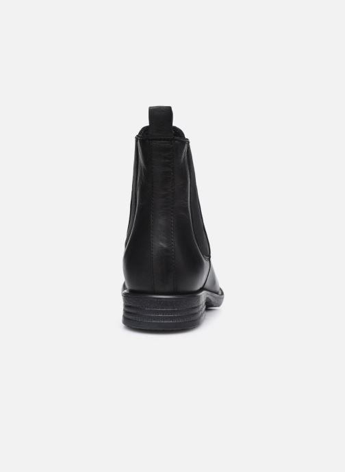 Bottines et boots Bianco 26-50645 Noir vue droite