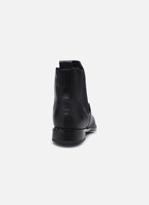 Bottines et boots Bianco 26-50673 Noir vue droite