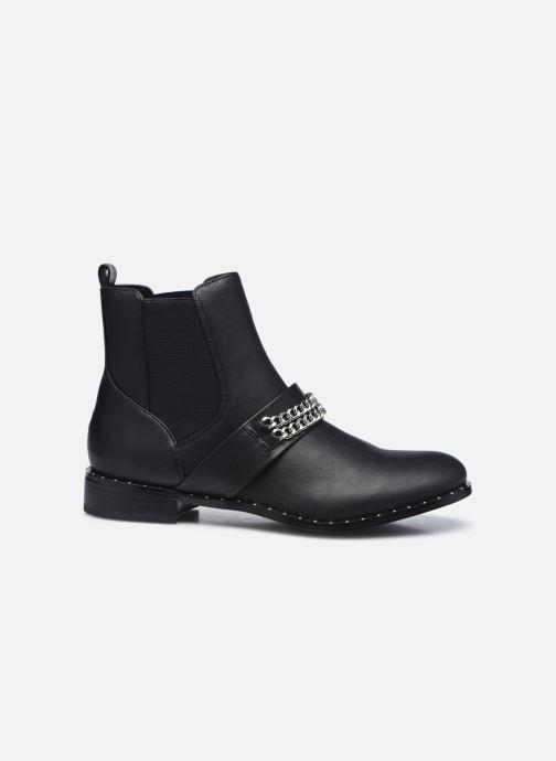 Bottines et boots Bianco 26-50673 Noir vue derrière