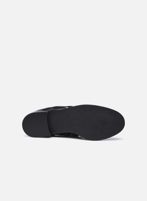 Bottines et boots Bianco 26-50673 Noir vue haut
