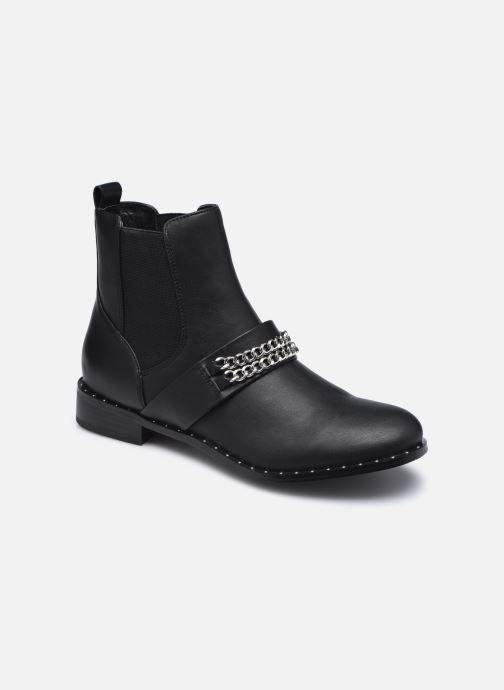 Bottines et boots Bianco 26-50673 Noir vue détail/paire