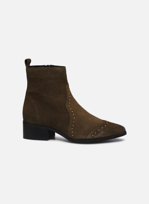 Bottines et boots Bianco 26-50668 Vert vue derrière