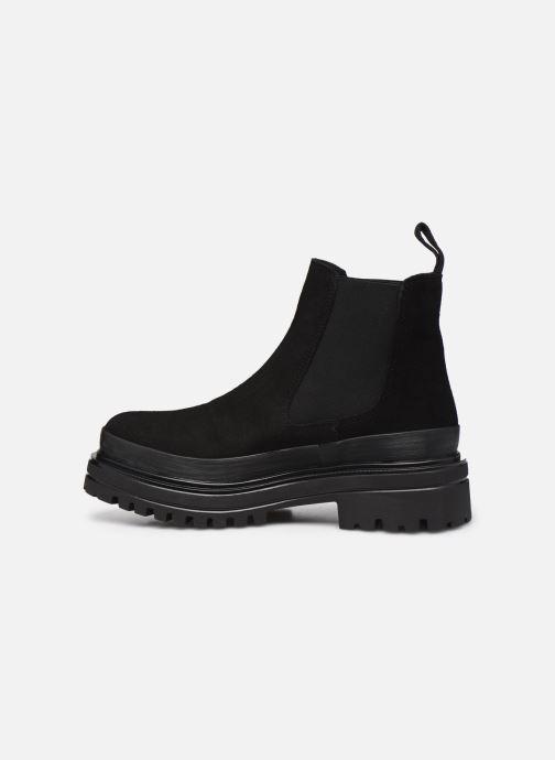 Bottines et boots Bianco 26-50684 Noir vue face