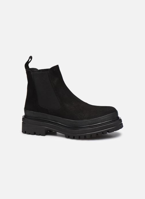 Bottines et boots Bianco 26-50684 Noir vue derrière