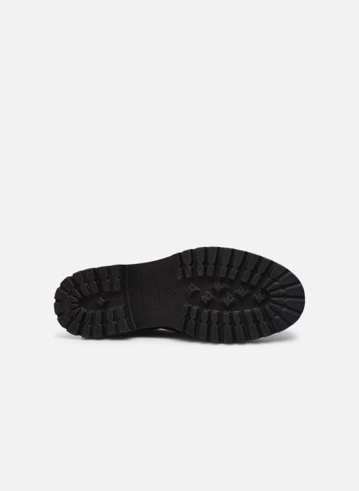Bottines et boots Bianco 26-50684 Noir vue haut