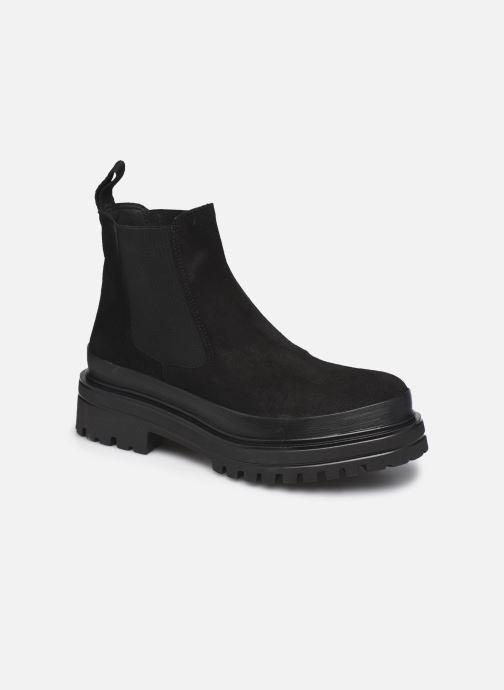 Bottines et boots Bianco 26-50684 Noir vue détail/paire