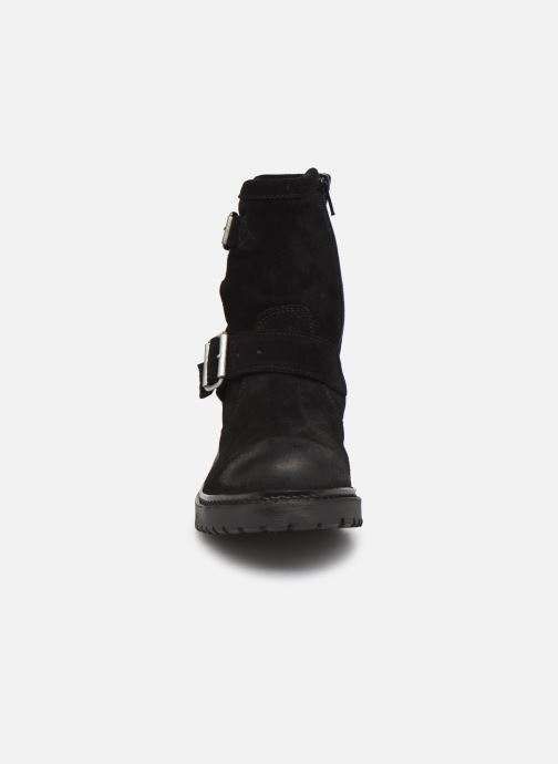 Bottines et boots Bianco 26-50689 Noir vue portées chaussures