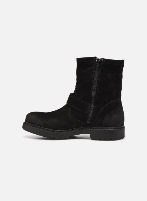 Bottines et boots Bianco 26-50689 Noir vue face