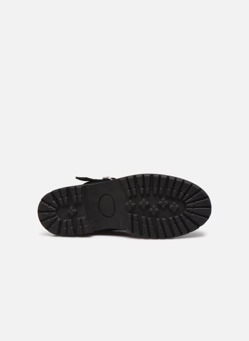 Bottines et boots Bianco 26-50689 Noir vue haut
