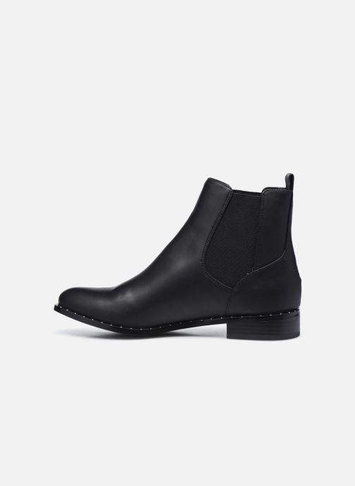 Bottines et boots Bianco 26-50702 Noir vue face