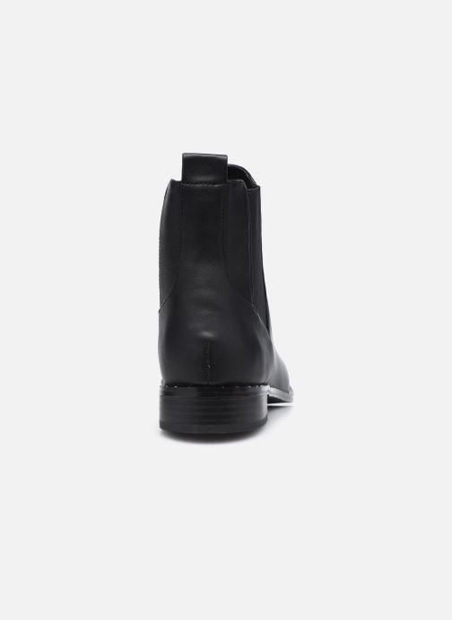 Bottines et boots Bianco 26-50702 Noir vue droite