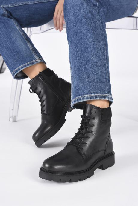 Bottines et boots Bianco 33-50700 Noir vue bas / vue portée sac