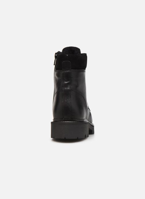 Bottines et boots Bianco 33-50700 Noir vue droite