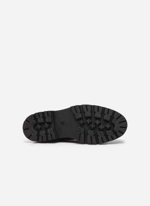 Bottines et boots Bianco 33-50700 Noir vue haut