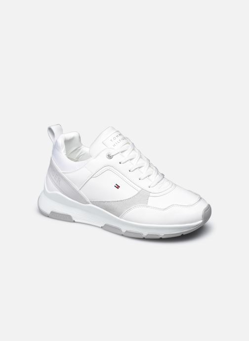 Baskets Femme SPORTY CHUNKY LEATHER SNEAKER