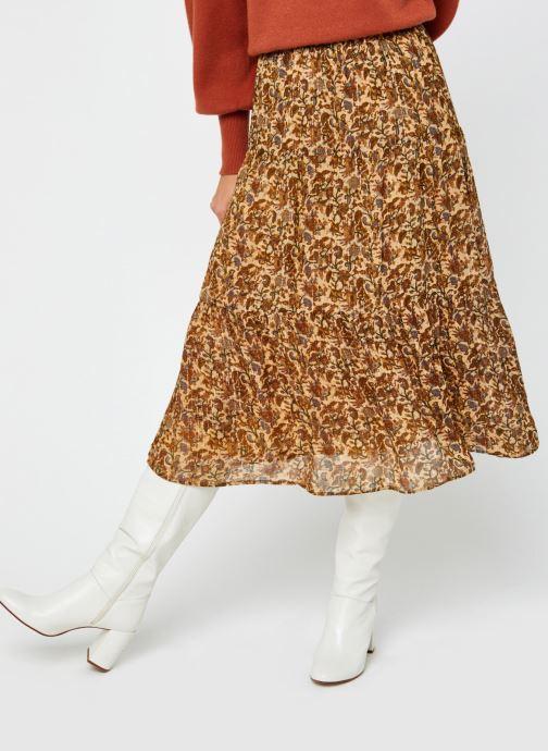 Vêtements Jolie Jolie Petite Mendigote Agripine Marron vue détail/paire