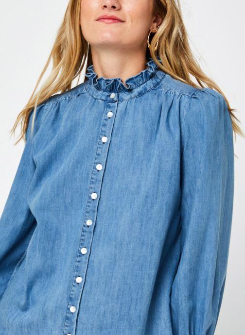 Vêtements Jolie Jolie Petite Mendigote Cordelia Bleu vue face