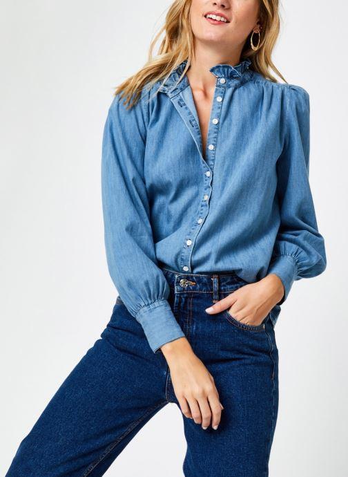 Vêtements Jolie Jolie Petite Mendigote Cordelia Bleu vue détail/paire