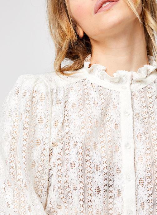 Vêtements Jolie Jolie Petite Mendigote Cordelia Blanc vue face