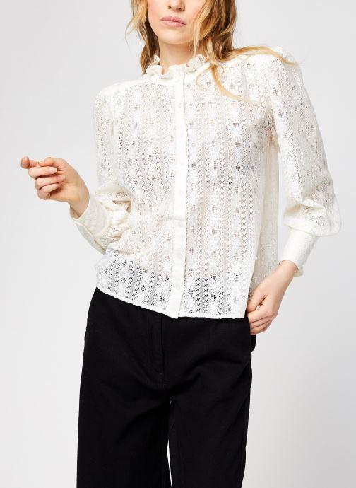 Vêtements Jolie Jolie Petite Mendigote Cordelia Blanc vue droite