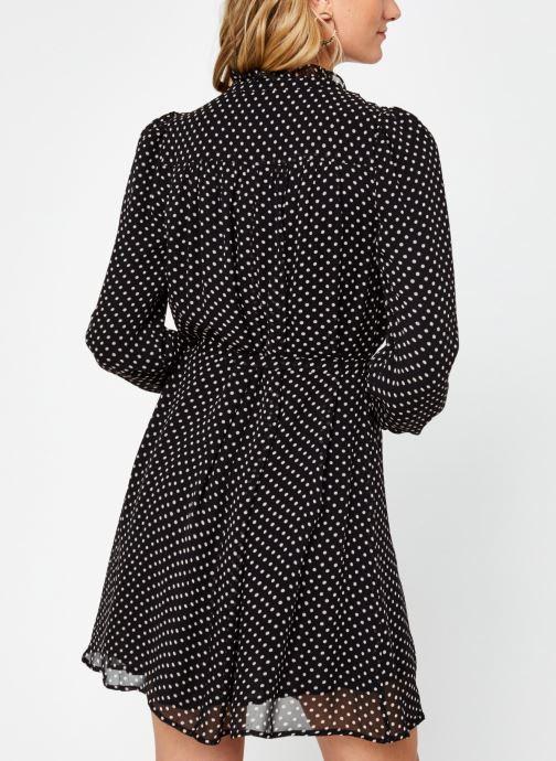 Vêtements Jolie Jolie Petite Mendigote Louna Noir vue portées chaussures