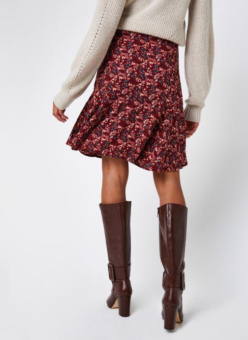 Vêtements Jolie Jolie Petite Mendigote Victoire Rouge vue portées chaussures
