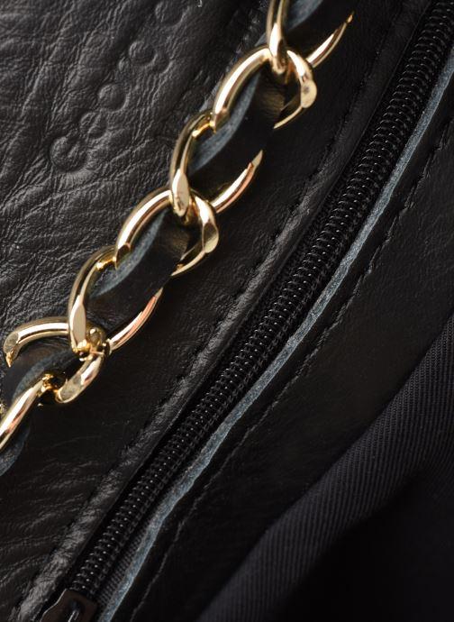Handtaschen Georgia Rose Paula schwarz ansicht von hinten