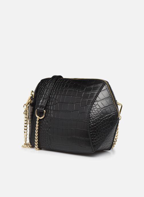Handtaschen Georgia Rose Prisca schwarz schuhe getragen