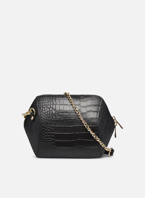 Handtaschen Georgia Rose Prisca schwarz ansicht von vorne