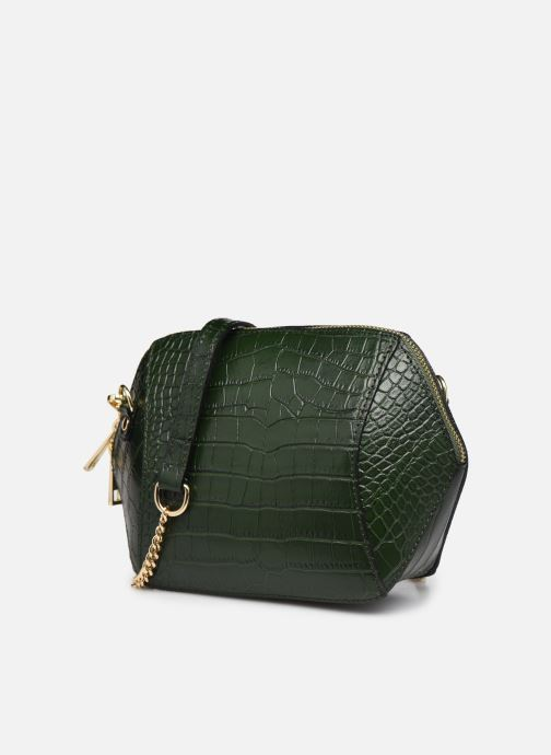 Handtaschen Georgia Rose Prisca grün schuhe getragen