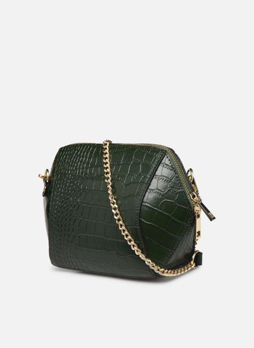 Handtaschen Georgia Rose Prisca grün ansicht von rechts