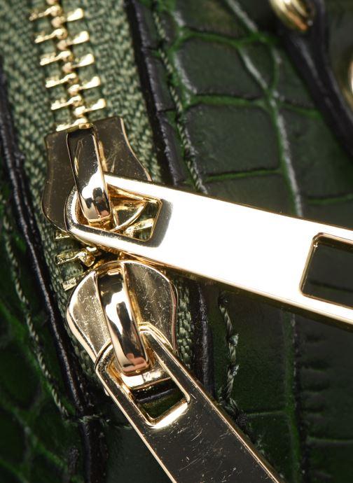 Handtaschen Georgia Rose Prisca grün ansicht von links