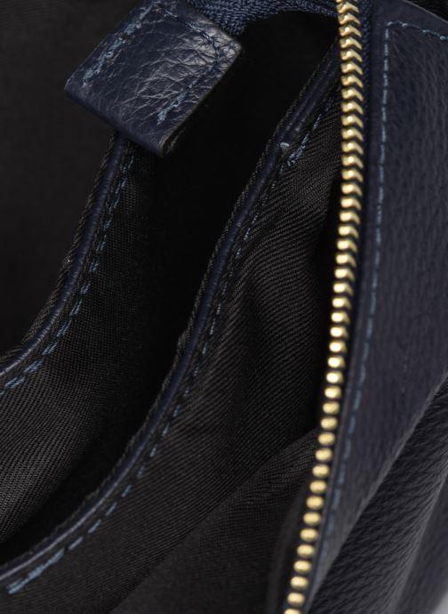 Handtaschen Georgia Rose Pazanne blau ansicht von hinten