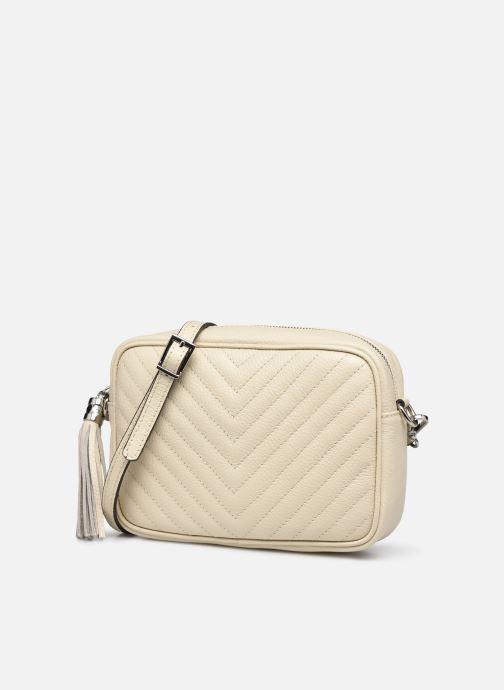 Handtaschen Georgia Rose Pome beige schuhe getragen