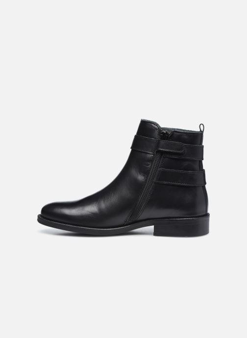 Stiefeletten & Boots Ubik 9151 schwarz ansicht von vorne